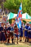 Medieval Combat Stock Photos