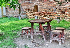 Medieval corner Royalty Free Stock Photo