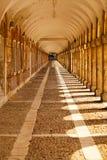 Medieval Corridor Stock Photos