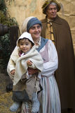 Medieval costume party Royalty Free Stock Image