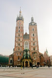 Medieval Cracow Royalty Free Stock Image
