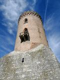 Chindia Tower in medieval Targoviste Stock Images