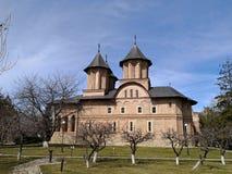 Old church in medieval Targoviste Royalty Free Stock Photo