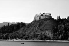 Medieval Czorsztyn Castle Royalty Free Stock Photography