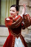 Medieval, Dance, History, Dancer Royalty Free Stock Photography