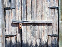 Medieval Door Royalty Free Stock Image