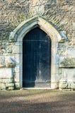 Medieval door Royalty Free Stock Photos