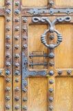 Medieval door Stock Photos