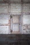 Medieval door Stock Photo