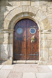 Medieval door Stock Photo