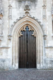 Medieval Doorway Stock Photo