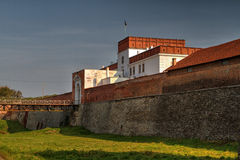 Medieval Dubno Castle Royalty Free Stock Photography