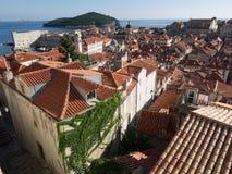 Medieval Dubrovnik Royalty Free Stock Photos