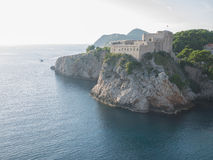 Medieval Dubrovnik Stock Images
