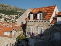 Medieval Dubrovnik Royalty Free Stock Images