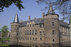 Medieval Dutch Castle Royalty Free Stock Image