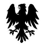 Medieval Eagle Royalty Free Stock Photos