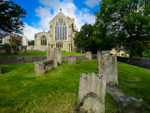 Medieval Eastbourne Parish Church Royalty Free Stock Image