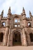 Medieval English castle. Stock Photo