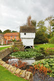 Medieval English Manor Farmhouse Royalty Free Stock Photos