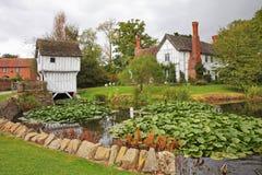 Free Medieval English Manor Farmhouse Royalty Free Stock Image - 11245066