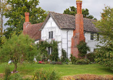 Medieval English Manor House Stock Photos