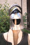 Medieval events. Italy weaponry battle Royalty Free Stock Images
