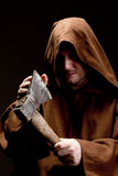 Medieval executioner Royalty Free Stock Images