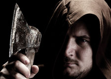 Medieval executioner Stock Photo