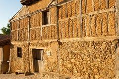 Medieval facade Stock Photo