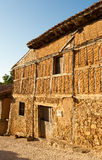 Medieval facade Stock Images
