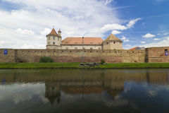 Medieval Fagaras Fortress Royalty Free Stock Photos