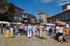 Medieval fair Stock Photos