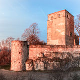 Medieval Fairy Tale Castle Giechburg in the Franconian Swiss of Bavaria Stock Photography