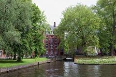 Medieval fairytale city Stock Photos