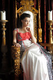 Medieval fantasy princess Royalty Free Stock Images