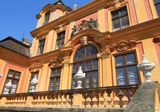 Medieval Favourite Palace, Germany Stock Images
