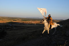 Medieval festival Consuegra.Spain Royalty Free Stock Image