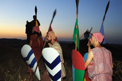 Medieval Festival of Consuegra - Spain Royalty Free Stock Photo