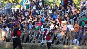 The 2013 Medieval Festival At Fort Tryon Park 64 Stock Image