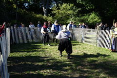 The 2015 Medieval Festival At Fort Tryon Park 11 Royalty Free Stock Image