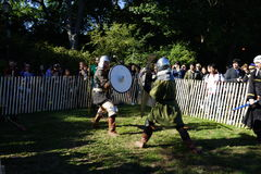 The 2015 Medieval Festival At Fort Tryon Park 33 Stock Image