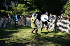 The 2015 Medieval Festival At Fort Tryon Park 44 Stock Images