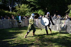 The 2015 Medieval Festival At Fort Tryon Park 47 Royalty Free Stock Image