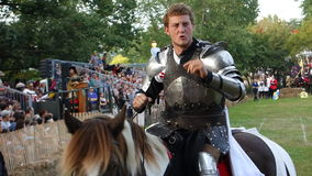The 2014 Medieval Festival @ Fort Tryon Park NYC 98 Stock Photo