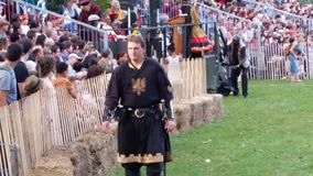 The 2014 Medieval Festival @ Fort Tryon Park NYC 154 Stock Photography
