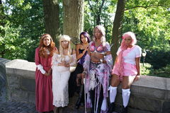 The 2015 Medieval Festival At Fort Tryon Park Part 2 20 Royalty Free Stock Photos