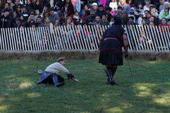 The 2015 Medieval Festival At Fort Tryon Park Part 2 84 Stock Image