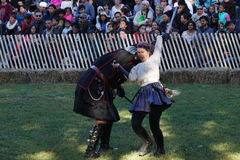 The 2015 Medieval Festival At Fort Tryon Park Part 3 2 Stock Photography