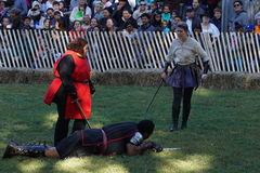 The 2015 Medieval Festival At Fort Tryon Park Part 3 11 Royalty Free Stock Photography